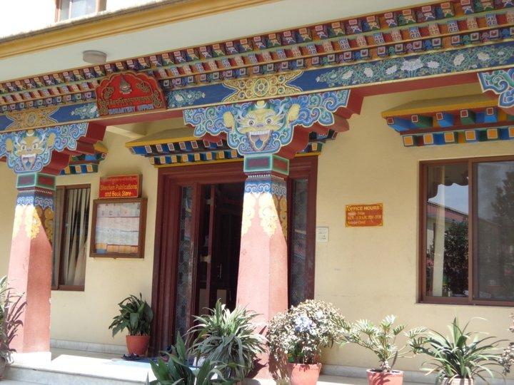 Monastère de SHECHEN KATMANDOU