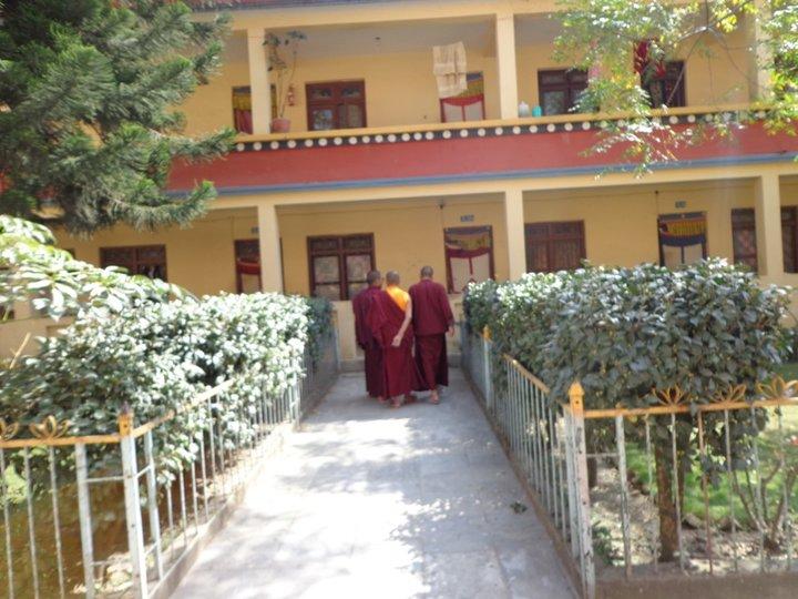 Monastere de shenchen katmandou