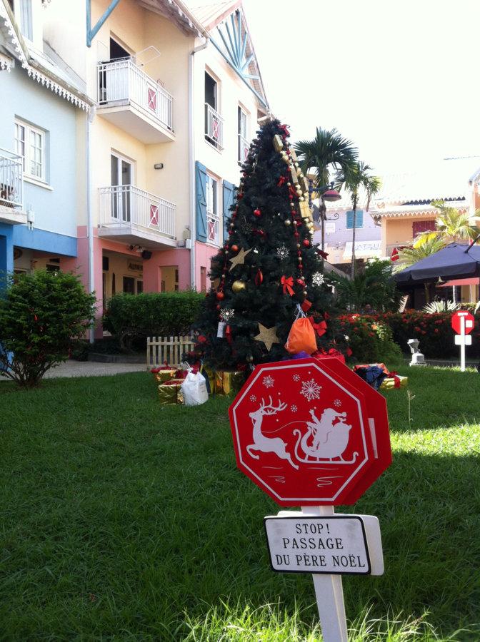 Noël dans les Caraïbes!