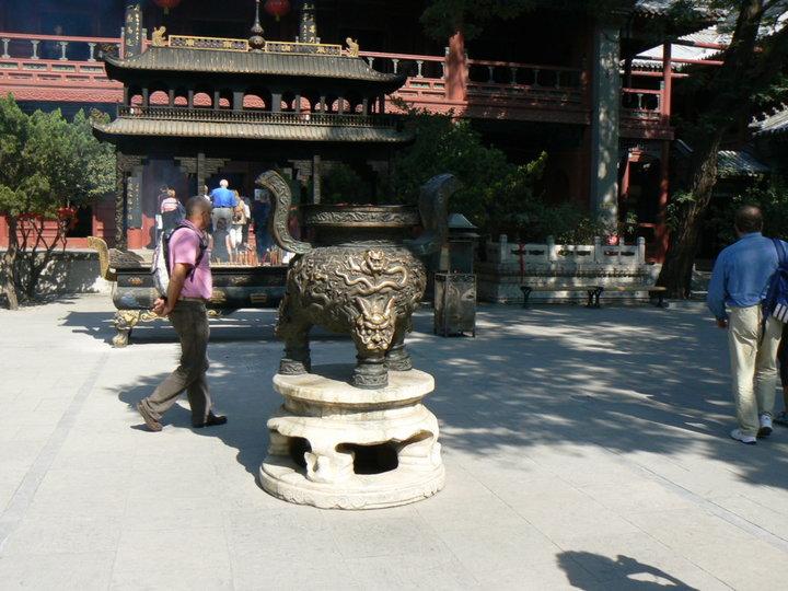 Pékin Les parcs.