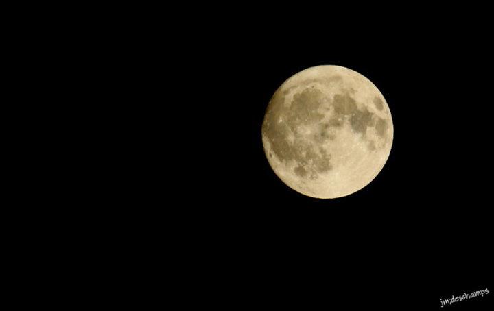 Pleine lune 2018
