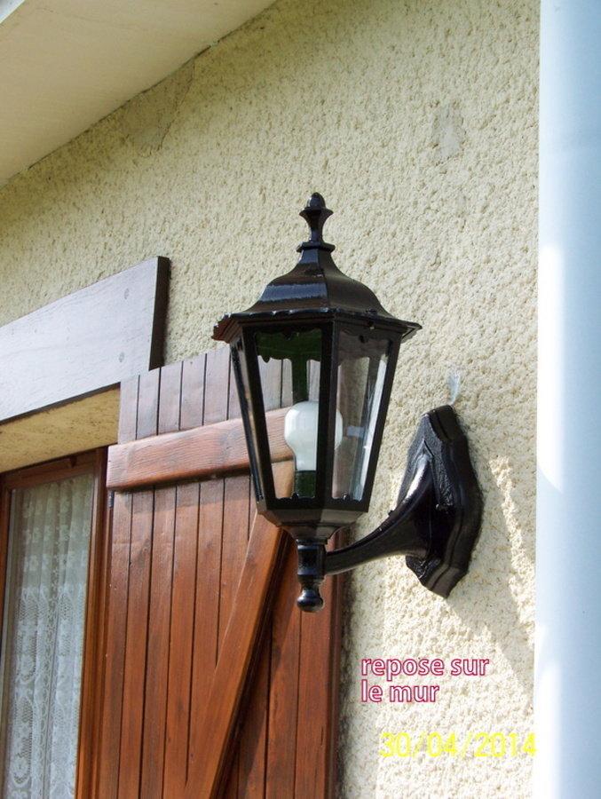 Restoration de lanterne