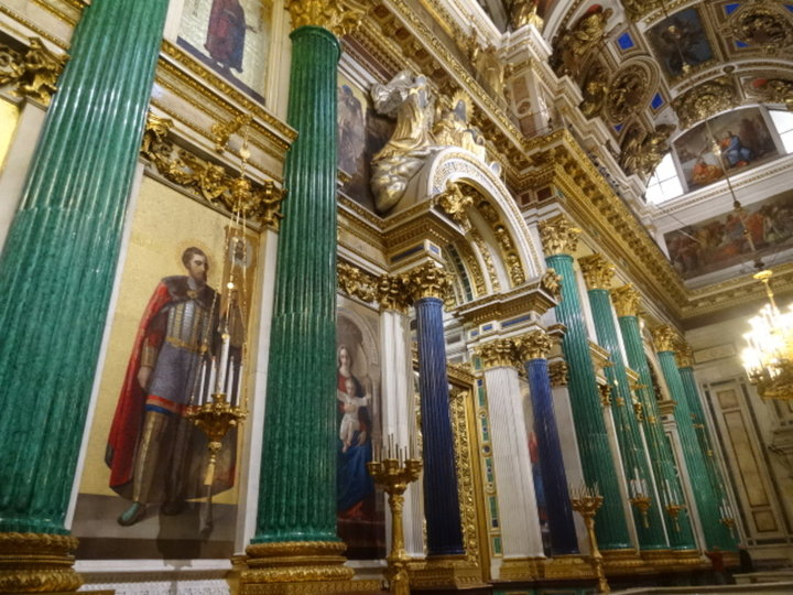 St Pétersbourg