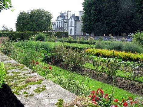 Un jardin!