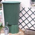 Récupérateur d'eau de pluie - Réserve d'eau
