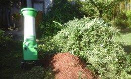 Choisir et utiliser un broyeur à végétaux