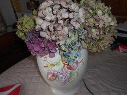 Faites vous sécher vos hortensias pour faire des bouquets secs