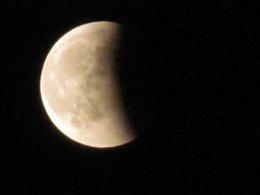 Eclipse lunaire et jardinage