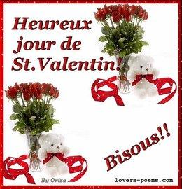 saint valentin ..........