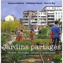 Jardin partagé en ville