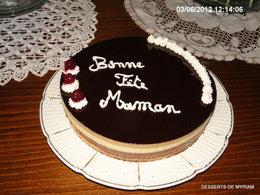 Bonne fête .....aux mamans !