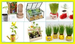Pour nos petits Jardiniers / Jardinières en herbe . . .