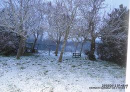 L'hiver tire à sa fin ......