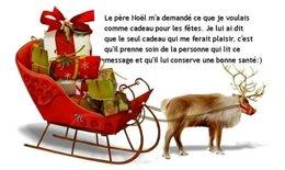 Noël . . . . .