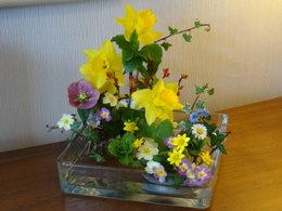 Petit bouquet de printemps