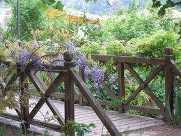 Idée pour un petit pont de bois