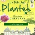 La fête des plantes (CHEVERNY, 41)