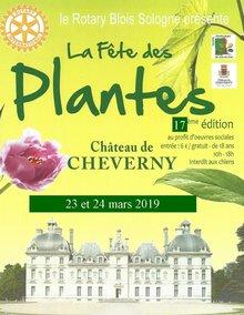 La fête des plantes