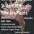 Fête des fleurs et des plantes (LA ROCHE DE GLUN, 26)
