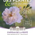 Journées des plantes et arts du jardin au château de la Ferté (ST AMBREUIL, 71)