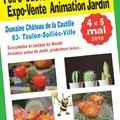 Foire aux Cactées, Succulentes & Plantes tropicales (SOLLIES, 83)