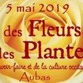 Fête des Fleurs et des Plantes (AUBAS, 24)