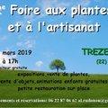 2ème Foire aux plantes et de l'artisanat (TRéZéNY, 22)