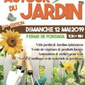 Salon Autour du Jardin (CASTELNAU D'ESTRETEFONDS, 31)