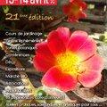 Plantes rares et jardin naturel (SéRIGNAN-DU-COMTAT, 84)