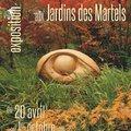 Yoann Bonhoure expose aux Jardins des Martels (GIROUSSENS, 81)