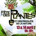 20ème FETE DES PLANTES de Vétraz-Monthoux (VETRAZ-MONTHOUX, 74)