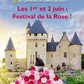 Fête des Roses et des jardins (LéMERé, 37)