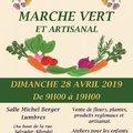 Marché Vert / Brocante Verte (LUMBRES, 62)