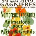 Fête des fleurs et du jardin (30160 - GAGNIERES, 30)