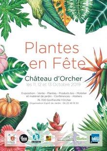 Plantes en Fête - Orcher