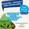 Le Biocontrôle : prévenir et guérir naturellement (SAINT OUEN CEDEX, 93)