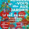 Rdv au jardin du pré en bulle (JABREILLES LES BORDES, 87)