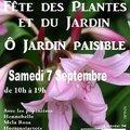 Fête des Plantes et du Jardin (FRESSIN, 62)