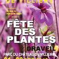 Fête des Plantes Château de Villiers  Draveil (DRAVEIL, 91)