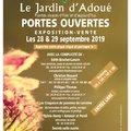 Portes ouvertes au Jardin d'Adoué (LAY SAINT CHRISTOPHE, 54)