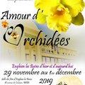 Amour d'Orchidées (ENGHIEN LES BAINS, 95)