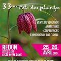 Fête des Plantes 'Végétal Passion' (REDON, 35)