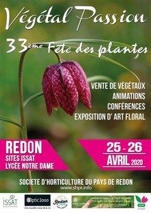 Fête des Plantes 'Végétal Passion'