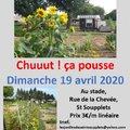1er Rassemblement Amateur Jardinier et Floral de Saint Soupplets (SAINT SOUPPLETS, 77)