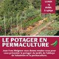Conférérence sur le potager en permaculture (SIMIANE LA ROTONDE, 04)