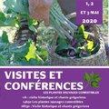 Visites et conférénces les herbes sauvages comestibles (SIMIANE LA ROTONDE, 04)