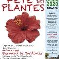 Fête des Plantes du Château d'Aramon (ARAMON, 30)
