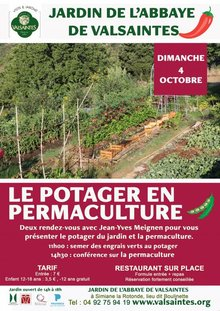 Journée le potager en permaculture