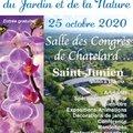4ème Fête des Plantes, du Jardin et de la Nature (SAINT-JUNIEN, 87)