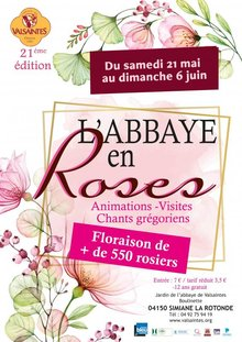 L'Abbaye en Roses